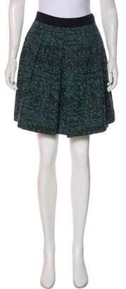 Proenza Schouler Silk-Blend Circle Skirt w/ Tags