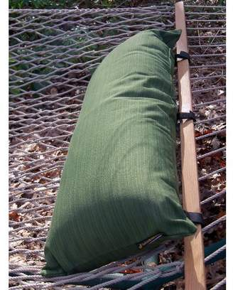 Twin Oaks Hammocks Sunbrella Hammock Outdoor Lumbar Pillow