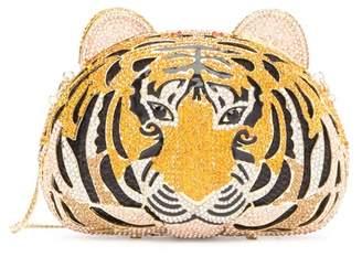 Tasha Tiger Clutch