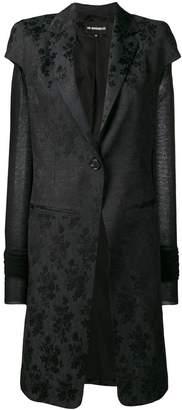 Ann Demeulemeester Rosalia coat
