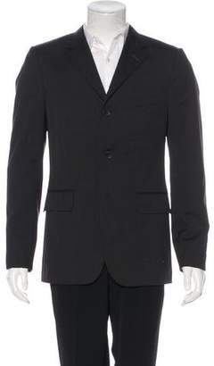 Gucci Three-Button Wool Blazer