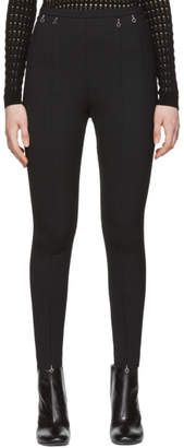 Alexander Wang Black High Waisted Leggings