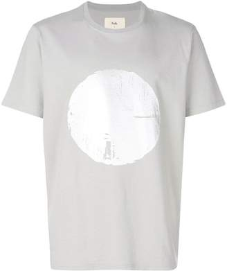 Folk metallic printed T-shirt