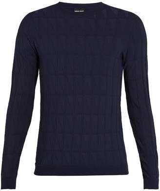 Giorgio Armani Crew-neck sweater