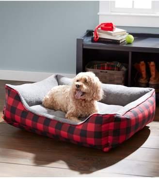 L.L. Bean L.L.Bean Everydog Couch Bed, Plaid
