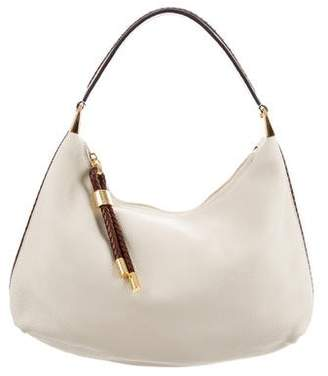 Michael Kors Grained Leather Hobo w/ Tags