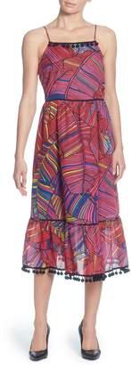 Catherine Malandrino Gillie Midi Dress