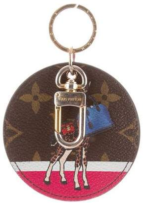 Louis Vuitton 2017 Christmas Special Edition Keychain
