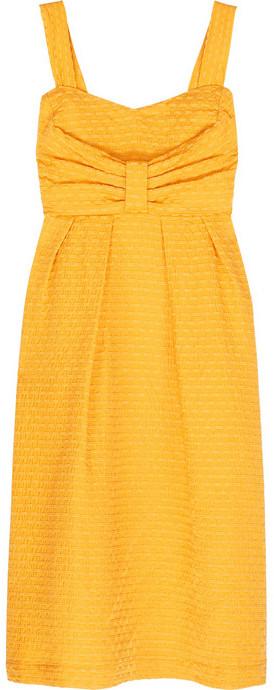 See by Chloé Silk-blend sundress