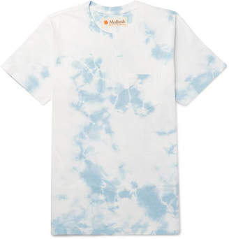 Mollusk Best Tee Ever Tie-Dyed Cotton-Jersey T-Shirt