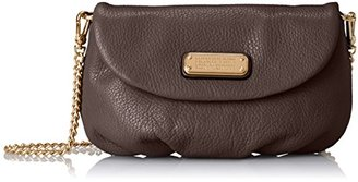 Marc by Marc Jacobs New Q Karlie Cross Body Bag $186 thestylecure.com
