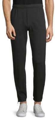 Zip Ankle Sweatpants