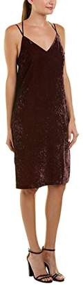 Splendid Women's Crushed Velvet Cami Dress