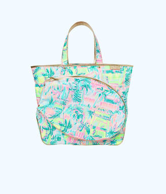 Lilly Pulitzer Perfect Match Tennis Tote Bag