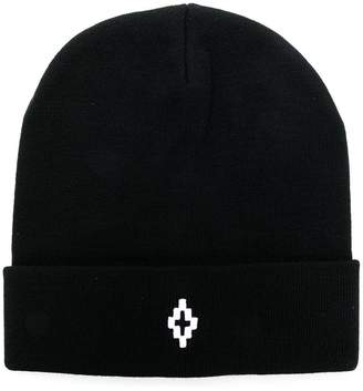 Marcelo Burlon County of Milan Cross beanie hat