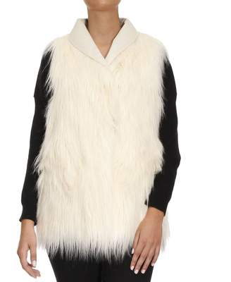 Armani Jeans Fur Coats Jackets Woman