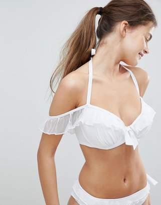 Pour Moi? Pour Moi Underwired Bikini Top B - G Cup