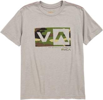 RVCA Reflection Box Graphic T-Shirt