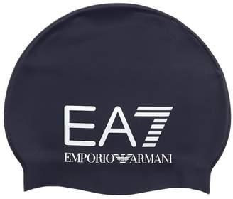 Logo Silicon Swimming Cap