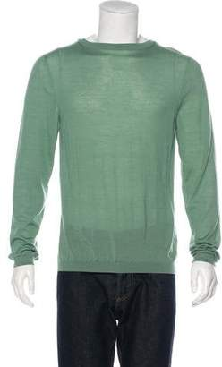 Gucci Cashmere Crew Neck Sweater w/ Tags