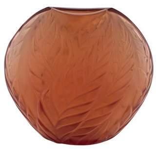 Lalique Filicaria Bud Vase