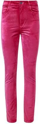 Paige Hoxton Velvet Jeans