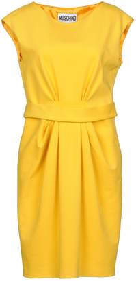Moschino Short dresses - Item 34877568BJ