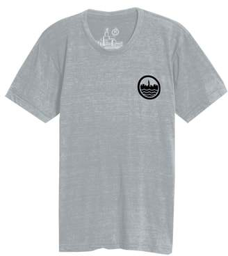 Casual Industrees NYC Graphic T-Shirt