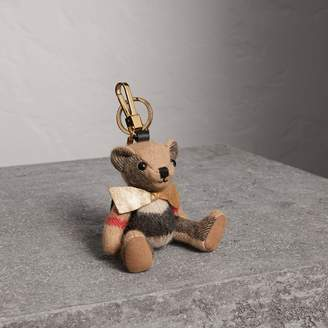 Burberry Thomas Bear Charm with Rucksack