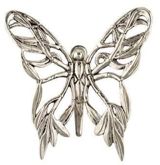 John Hardy Butterfly Clip Pin