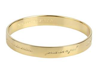 Kate Spade Bridesmaids Idiom Bangle