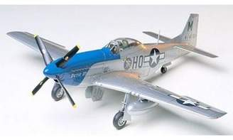 Abercrombie & Fitch Tamiya 61040 N.a.p-51D Mustang 8Th 1:48 Aircraft Model Kit