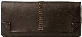 Hidesign Stitch Deluxe Women's Leather Wallet
