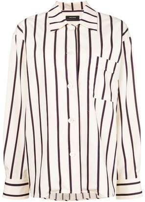 Isabel Marant Venice striped shirt