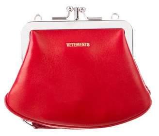 Vetements 2018 Granny Small Bag w/ Tags