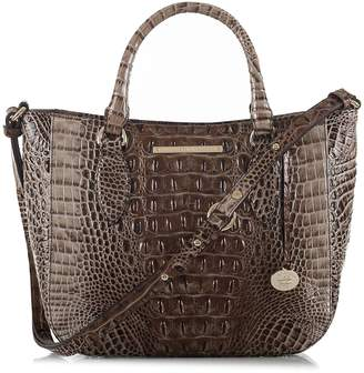 Brahmin Melbourne - Small Lena Leather Satchel