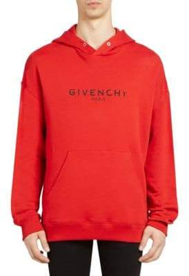 Givenchy Vintage Logo Hoodie