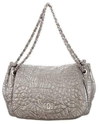 b5879fa24fd18c Chanel Gray Flap Closure Handbags - ShopStyle