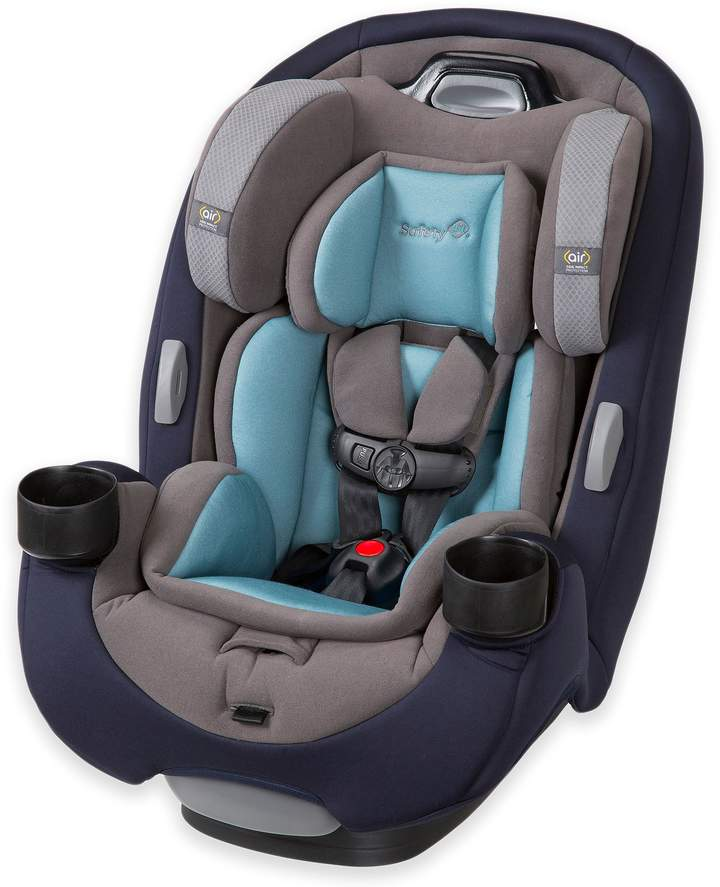 Safety 1st Grow and Go EX Air Car Seat in in Grey/Blue