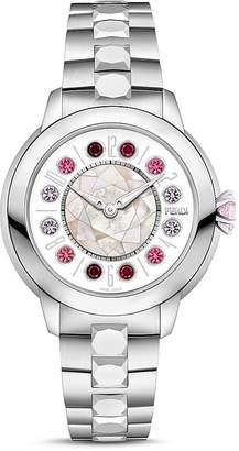 Fendi IShine Rotating Gemstones Watch, 33mm