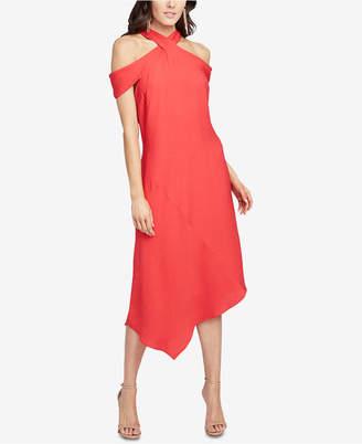 Rachel Roy Capri Drape Cold-Shoulder Dress, Created for Macy's