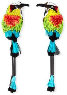 Mignonne Gavigan Mots Bird Earrings
