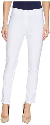 Tribal Stretch Bengaline 28 Flat Front Ankle Pants Women's Casual Pants