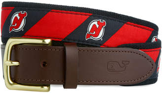 Vineyard Vines New Jersey Devils Belt