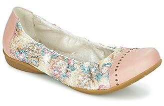 dkode FARIS women's Shoes (Pumps / Ballerinas) in Multicolour