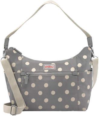 Cath Kidston Button Spot Heywood Shoulder Bag