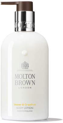 Molton Brown Vetiver & Grapefruit Body Lotion, 10 oz./ 300 mL