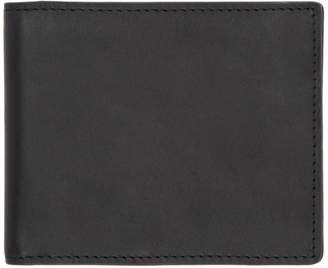 Tiger of Sweden Black Accard Wallet