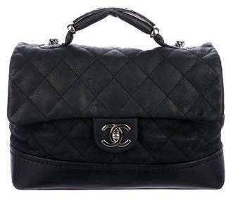 Chanel Globe Trotter Vanity Flap Bag