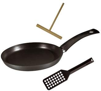 Berndes Specialty 3 Piece Non-Stick Crepe Pan Set